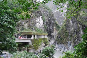 台湾の太魯閣(たろこう)